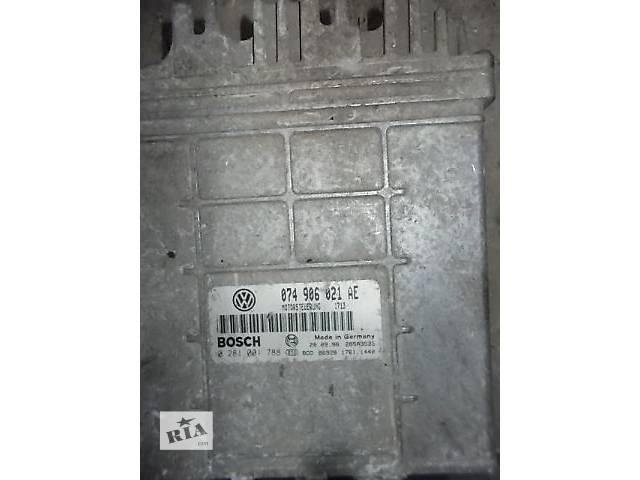 Б/у Блок управления двигателем Volkswagen LT 074906021AE  074906021AF  074906021AG  074906021AK 074906021AM - объявление о продаже  в Ровно