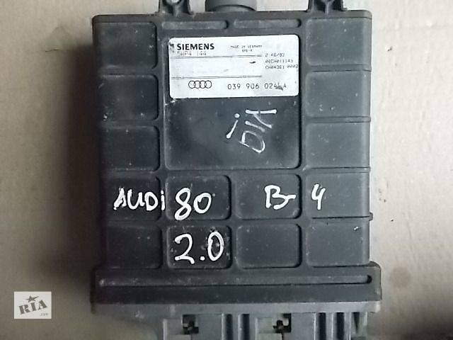 купить бу Б/у Электрооборудование двигателя Блок управления двигателем Легковой Volkswagen Passat 1993 039906024A в Ровно