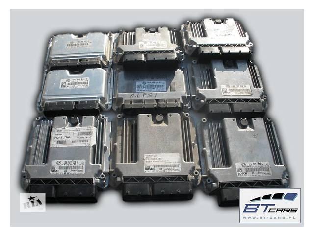 купить бу Б/у Электрооборудование двигателя Блок управления двигателем Легковой Volkswagen Passat (все) 2006 в Киеве
