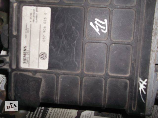 б/у Электрооборудование двигателя Блок управления двигателем Легковой Volkswagen Passat  Седан 1999- объявление о продаже  в Днепре (Днепропетровске)