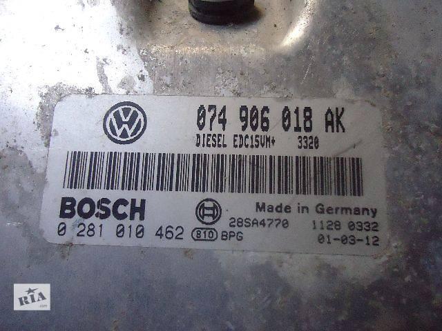 продам б/у Электрооборудование двигателя Блок управления двигателем Легковой Volkswagen T4 (Transporter) Грузовой Микроавтобус бу в Києві