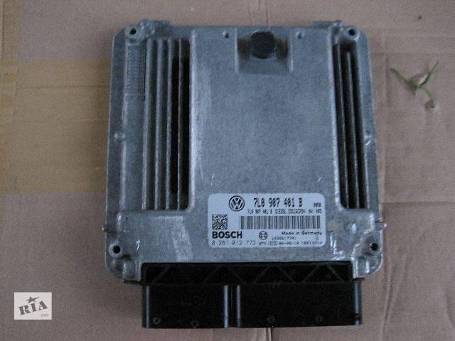 б/у Электрооборудование двигателя Блок управления двигателем Легковой Volkswagen Touareg- объявление о продаже  в Сумах