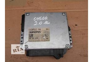 б/у Блок управления двигателем Opel Omega A