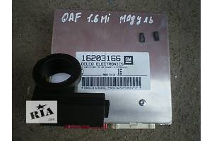 б/у Блоки управления пуском и остановкой двс Opel Astra F