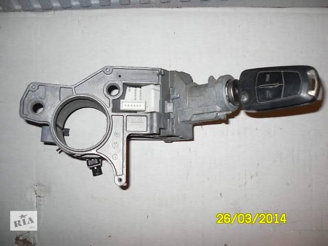 купить бу Б/у Электрооборудование двигателя Блок управления зажиганием Легковой Opel Astra H Hatchback 2008 в Кривом Роге