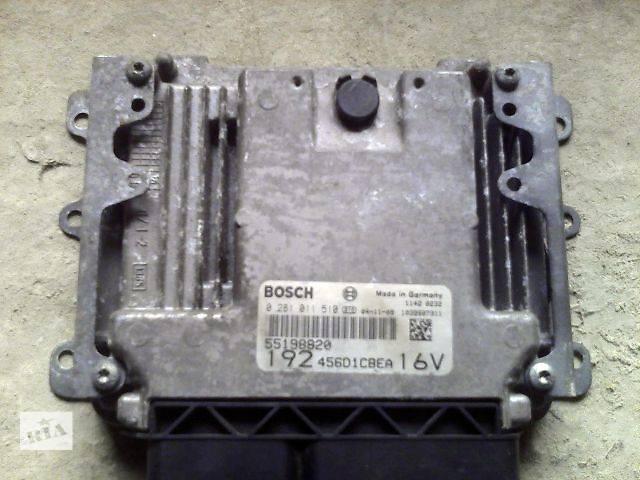 купить бу б/у Электрооборудование двигателя Бортовой компьютер Легковой Fiat Stilo 2005 в Ивано-Франковске