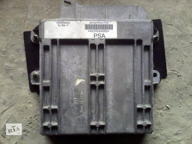 купить бу б/у Электрооборудование двигателя Бортовой компьютер Легковой Peugeot 406 1997 в Ивано-Франковске