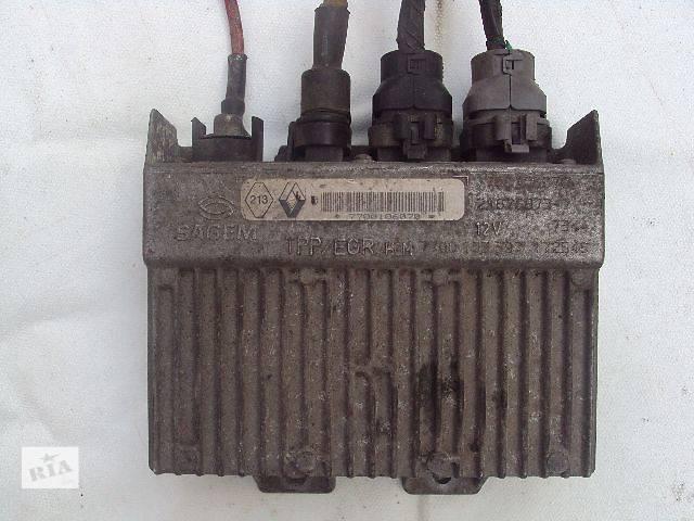 б/у Электрооборудование двигателя Бортовой компьютер Легковой Renault Laguna Универсал 1998- объявление о продаже  в Львове