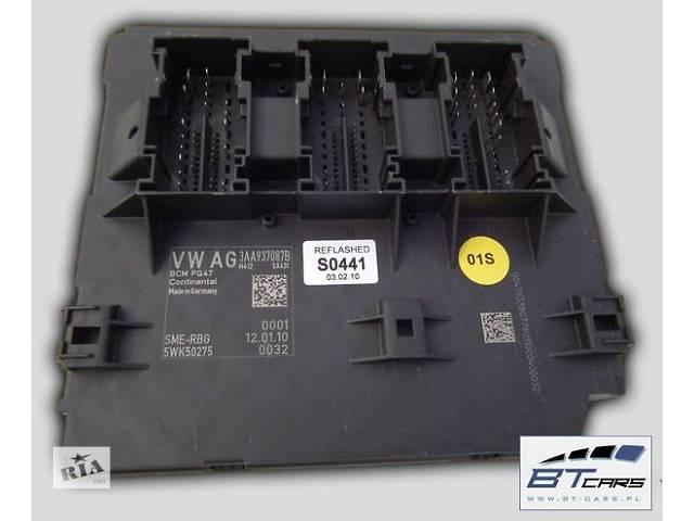 продам Б/у Электрооборудование двигателя Бортовой компьютер Легковой Volkswagen Passat CC бу в Киеве