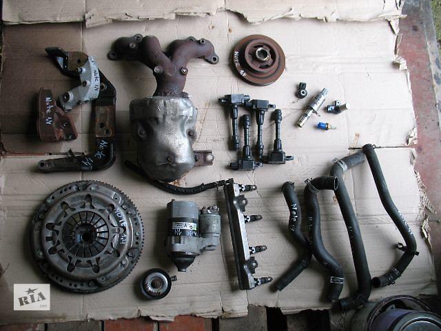 бу б/у Электрооборудование двигателя Датчики и компоненты Легковое авто Nissan Note в Луцке