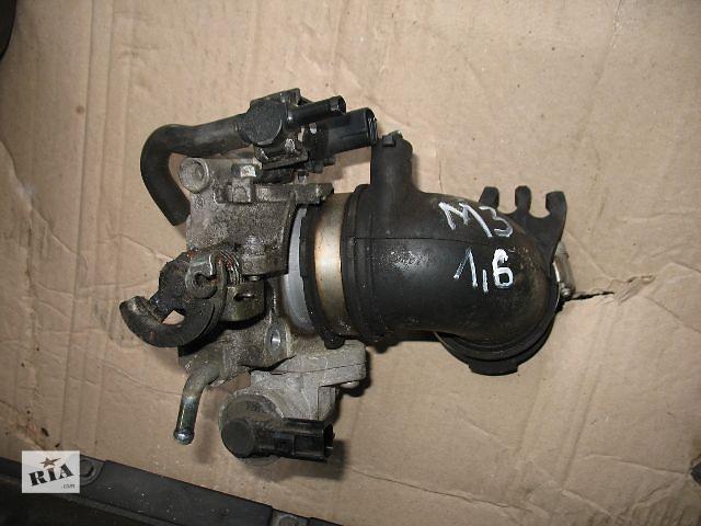 купить бу б/у Электрооборудование двигателя Дросельная заслонка/датчик Легковое авто Mazda 3 2006 в Луцке