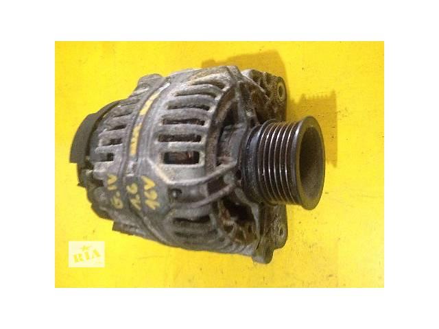 купить бу б/у Электрооборудование двигателя Генератор 028903028D Volkswagen Golf IV 1.6 90A в Луцке