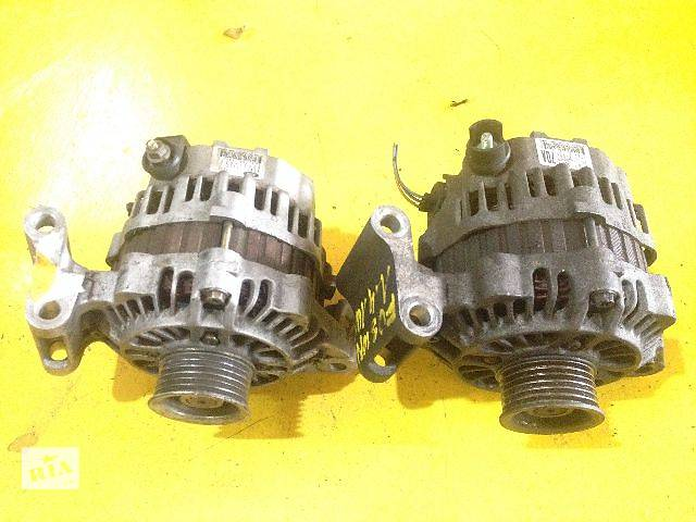 бу б/у Электрооборудование двигателя Генератор 2s6t10300cb Mazda 2 1.2 1.4 1.6 в Луцке