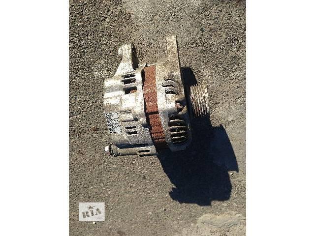 купить бу Б/у Электрооборудование двигателя Генератор Mitsubishi Pajero Wagon 2007 в Киеве