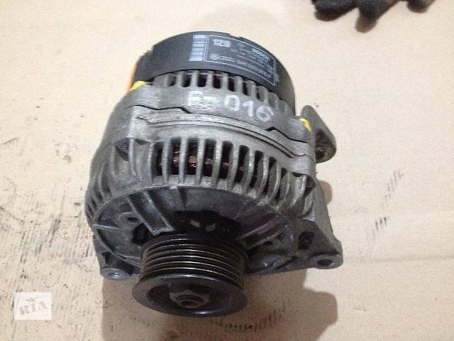 бу б/у Электрооборудование двигателя Генератор/щетки 0123515012 Легковой Audi A6 2.5 td в Луцке