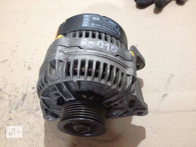 купить бу б/у Электрооборудование двигателя Генератор/щетки 0123515012 Легковой Volkswagen B5 в Луцке