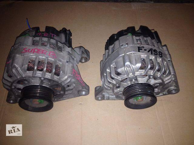 купить бу б/у Электрооборудование двигателя Генератор/щетки 06B903016D Легковой Volkswagen B5 в Луцке