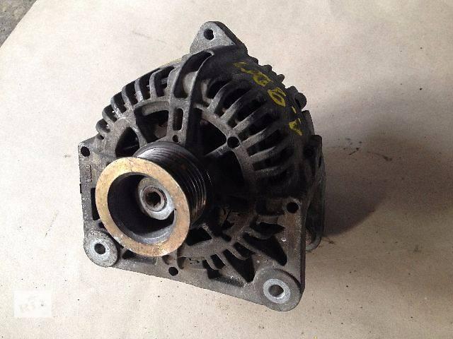 продам б/у Электрооборудование двигателя Генератор/щетки 8200290215 Легковой Renault Scenic 110A бу в Луцке