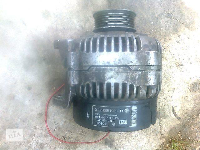 б/у Электрооборудование двигателя Генератор/щетки Генератор/щетки Легковой Audi A6 1995- объявление о продаже  в Чопе