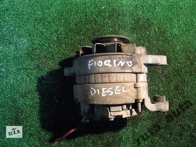 б/у Электрооборудование двигателя Генератор/щетки Легковое авто Fiat Fiorino 1995- объявление о продаже  в Тернополе