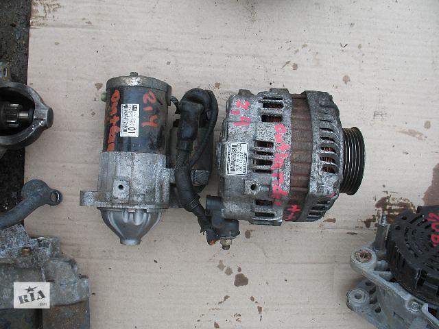 продам б/у Электрооборудование двигателя Генератор/щетки Легковое авто Mitsubishi Outlander бу в Луцке