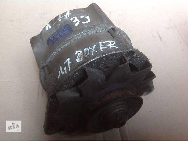 купить бу б/у Электрооборудование двигателя Генератор/щетки Легковой Alfa Romeo 33 в Луцке
