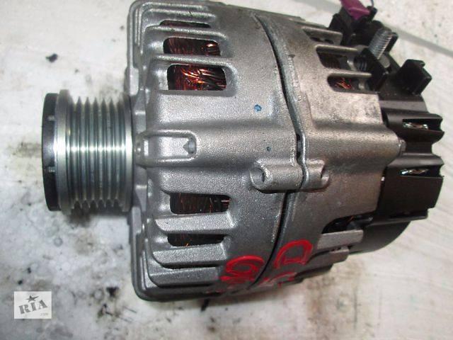 купить бу б/у Электрооборудование двигателя Генератор/щетки Легковой BMW F 10 F10 2.5D в Киеве