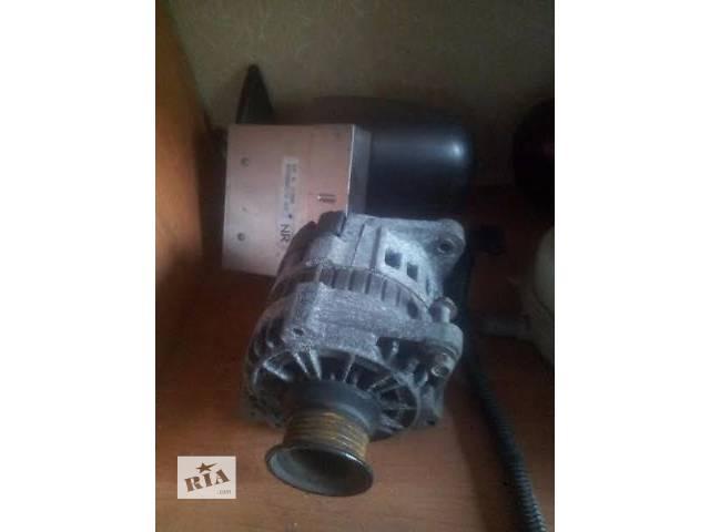 купить бу б/у Электрооборудование двигателя Генератор/щетки Легковой Daewoo Lanos в Львове
