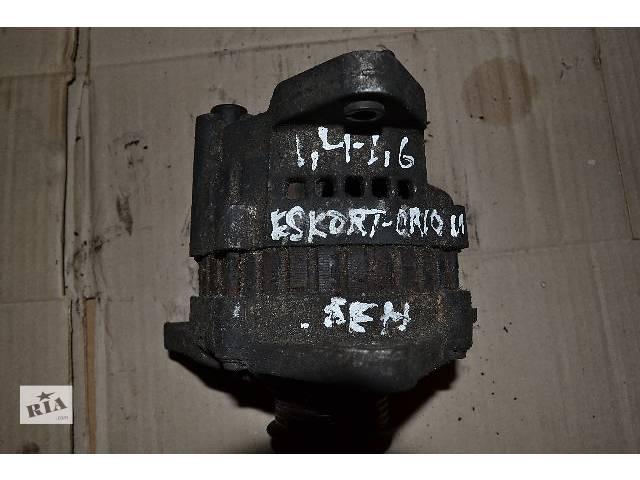бу б/у Электрооборудование двигателя Генератор/щетки Легковой Ford Escort 1.4-1.6 в Ковеле