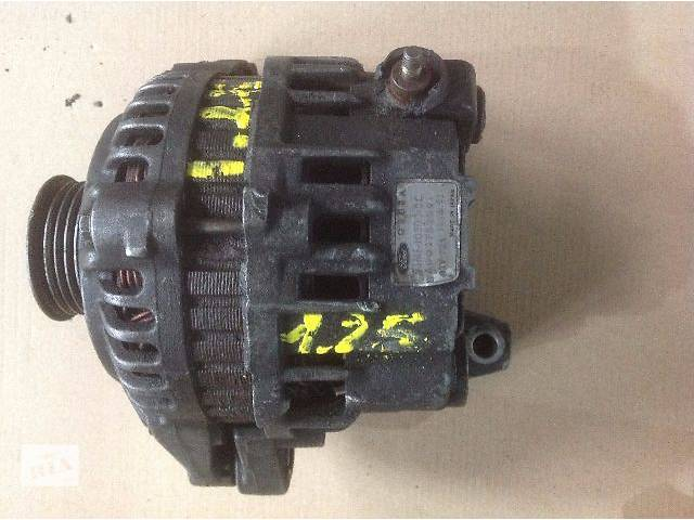 купить бу б/у Электрооборудование двигателя Генератор/щетки Легковой Ford Fiesta 1995-2002 в Луцке