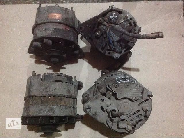 бу б/у Электрооборудование двигателя Генератор/щетки Легковой Ford Fiesta в Луцке