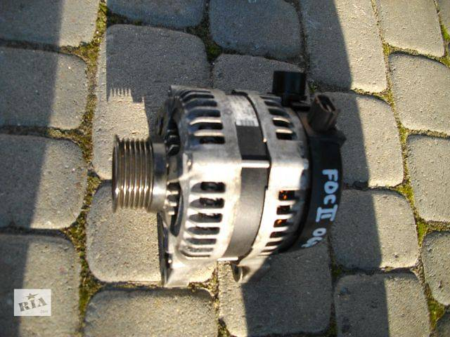 купить бу б/у Электрооборудование двигателя Генератор/щетки Легковой Ford Focus в Львове