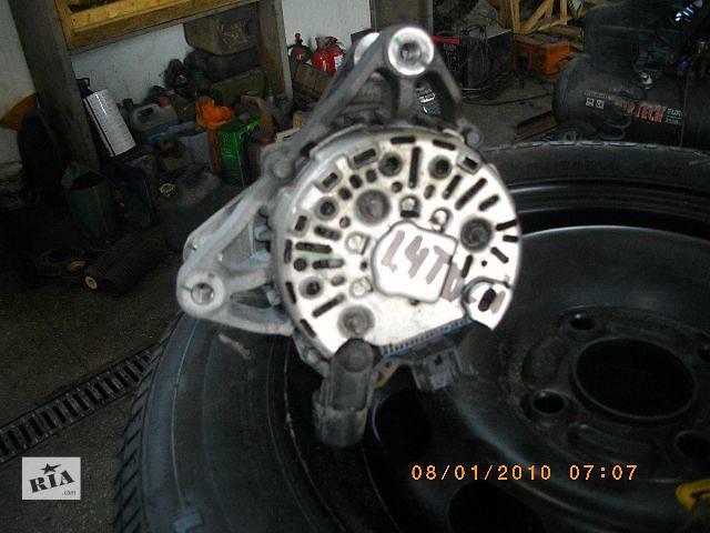 продам б/у Электрооборудование двигателя Генератор/щетки Легковой Ford Fusion 2007 бу в Львове