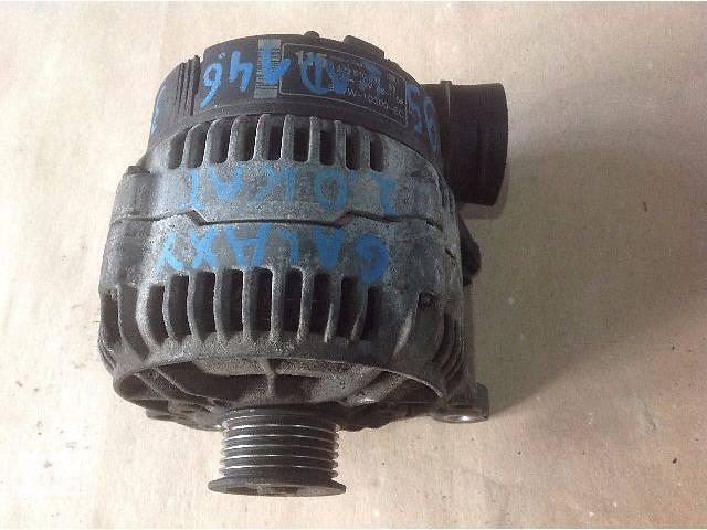 купить бу б/у Электрооборудование двигателя Генератор/щетки Легковой Ford Galaxy 115A (1995-2006) в Луцке