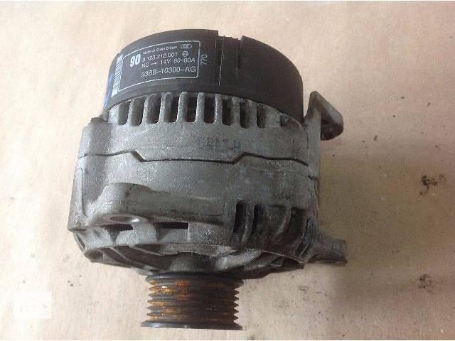 бу б/у Электрооборудование двигателя Генератор/щетки Легковой Ford Mondeo 1994-2000 в Луцке