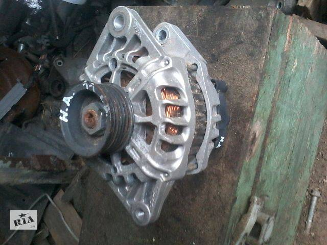 продам б/у Электрооборудование двигателя Генератор/щетки Легковой Hyundai Accent бу в Чернигове
