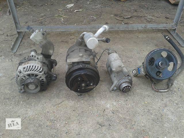 бу Б/у Электрооборудование двигателя Генератор/щетки Легковой Infiniti FX Кроссовер 2006 в Каменец-Подольском