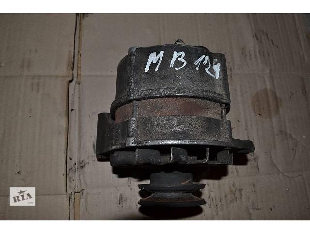 б/у Электрооборудование двигателя Генератор/щетки Легковой Mercedes 124 2.0-2.5D- объявление о продаже  в Ковеле