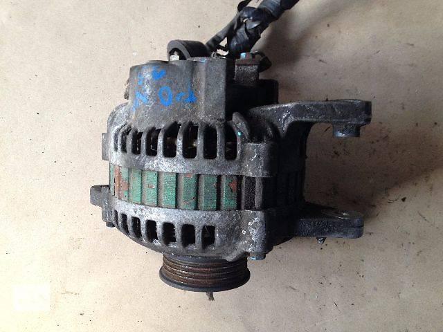 б/у Электрооборудование двигателя Генератор/щетки Легковой Mitsubishi Colt- объявление о продаже  в Луцке