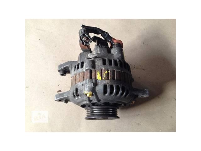 купить бу б/у Электрооборудование двигателя Генератор/щетки Легковой Mitsubishi Galant 1997- 1992 в Луцке
