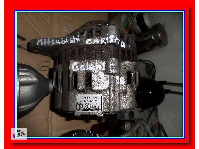купить бу б/у Генератор Mitsubishi Galant 2.0 бензин в Стрые