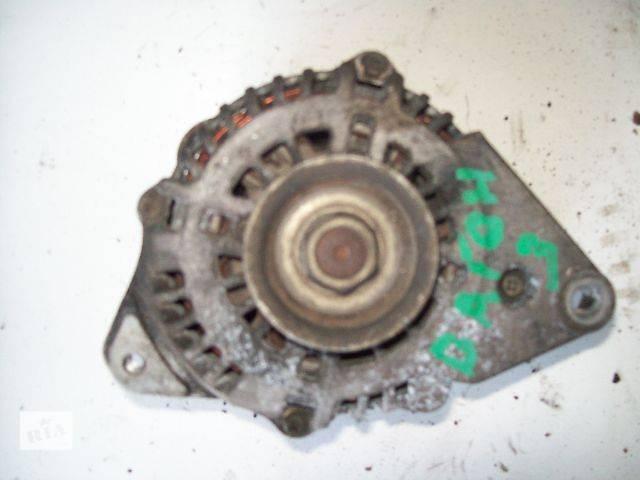 бу б/у Электрооборудование двигателя Генератор/щетки Легковой Mitsubishi Pajero Wagon Универсал 2006 в Киеве