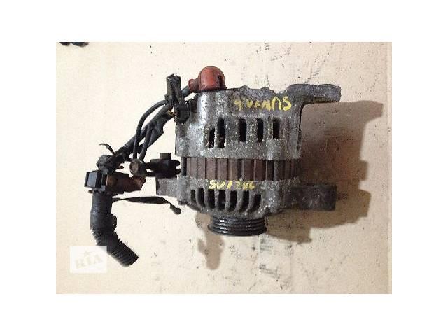 купить бу б/у Электрооборудование двигателя Генератор/щетки Легковой Nissan Sunny в Луцке