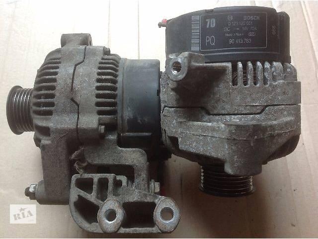 купить бу б/у Электрооборудование двигателя Генератор/щетки Легковой Opel Vectra B 70A в Луцке