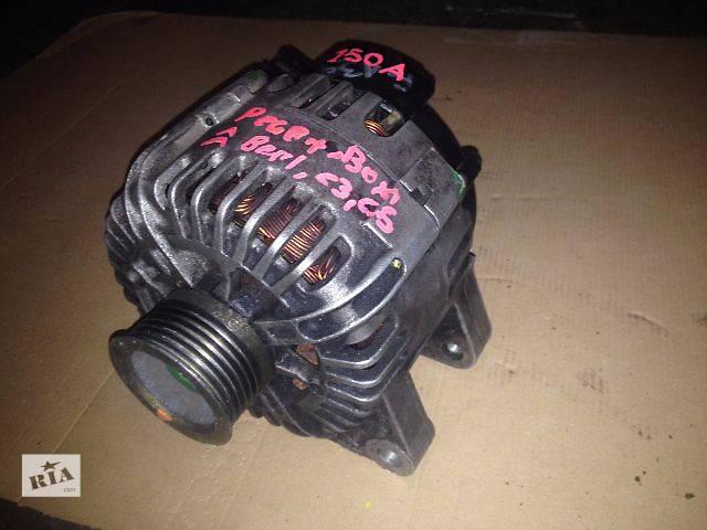бу б/у Электрооборудование двигателя Генератор/щетки Легковой Peugeot 307 150A в Луцке