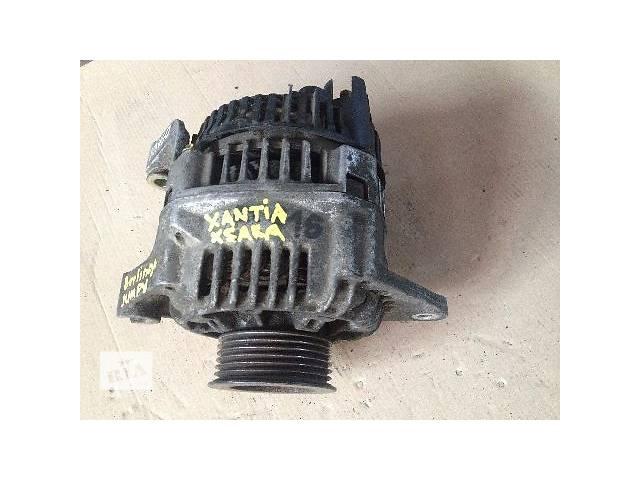 купить бу б/у Электрооборудование двигателя Генератор/щетки Легковой Peugeot Expert Valeo в Луцке