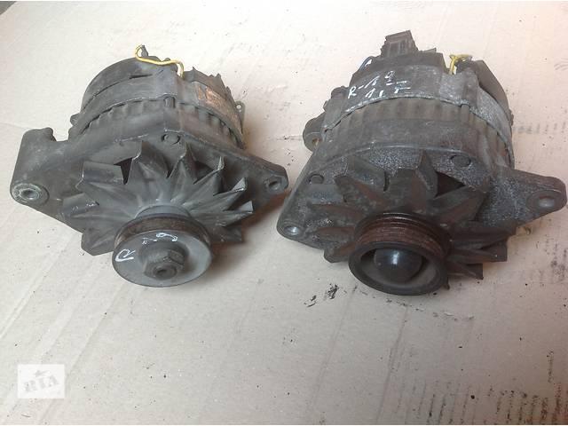 купить бу б/у Электрооборудование двигателя Генератор/щетки Легковой Renault 19 в Луцке