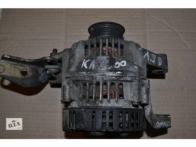 бу б/у Электрооборудование двигателя Генератор/щетки Легковой Renault Kangoo 1.9D в Ковеле