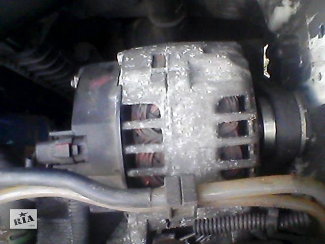 купить бу б/у Электрооборудование двигателя Генератор/щетки Легковой Renault Kangoo Грузовой Пикап в Ивано-Франковске
