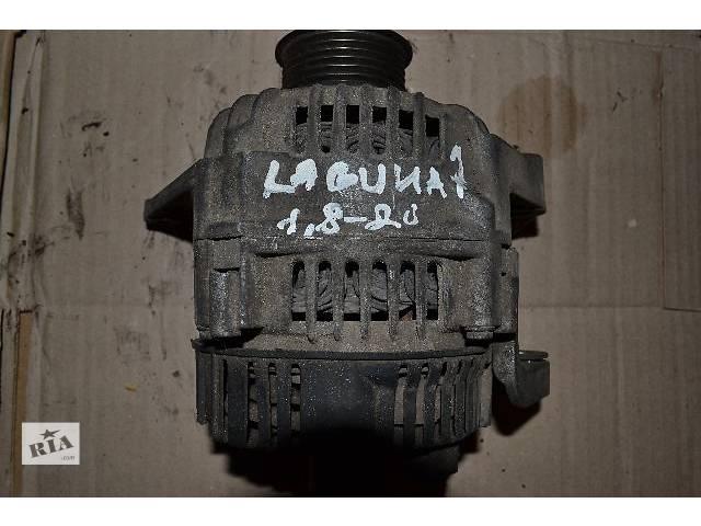купить бу б/у Электрооборудование двигателя Генератор/щетки Легковой Renault Laguna 1.8-2.0 в Ковеле